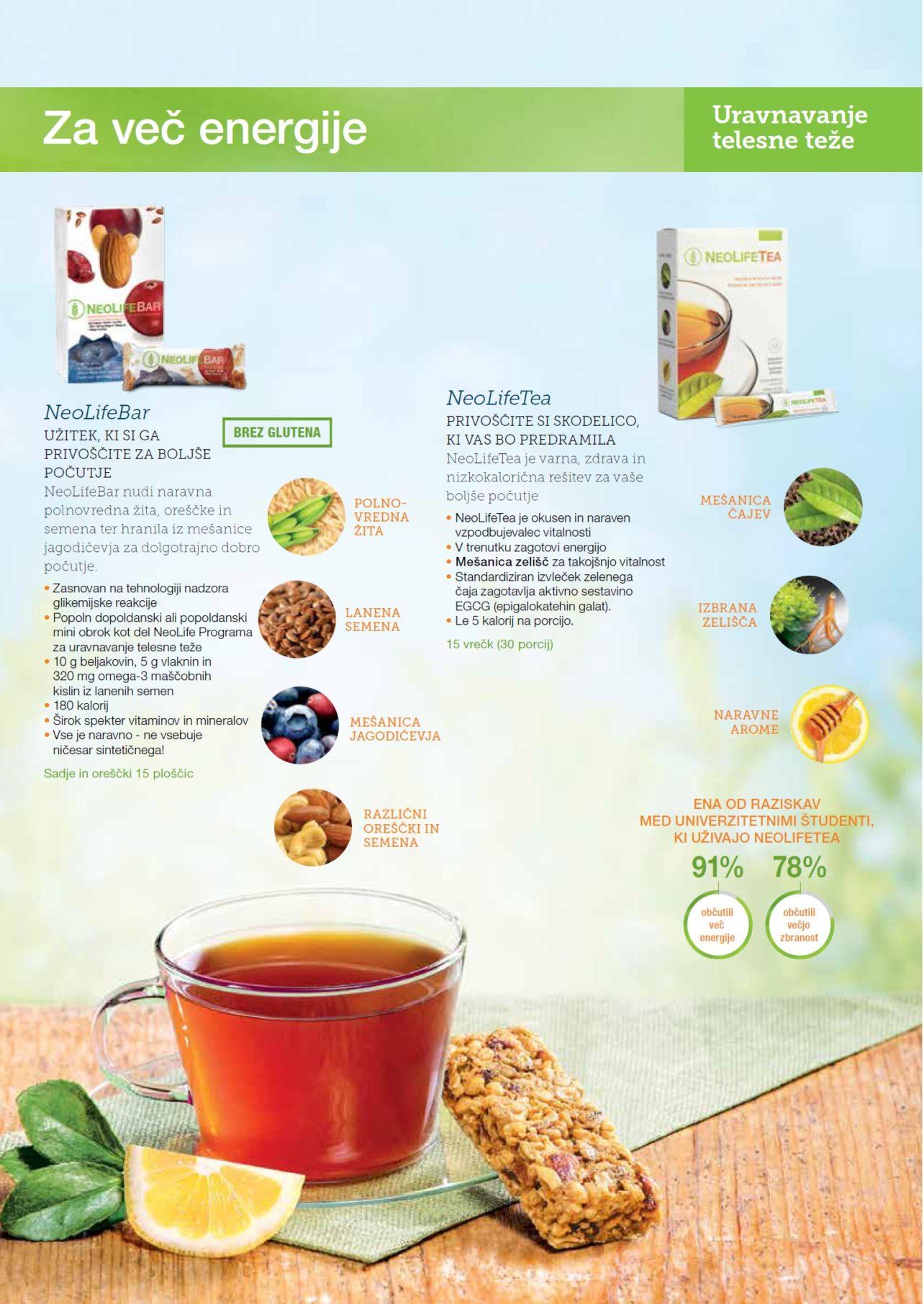 NeoLifeBar & Tea