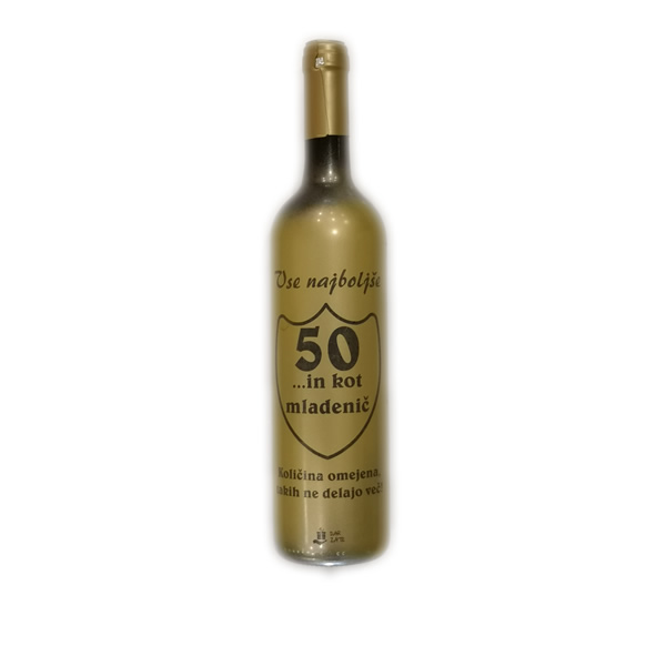 Darilna steklenica