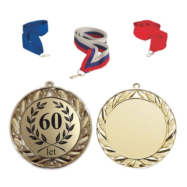 Medalja z lasersko gravuro