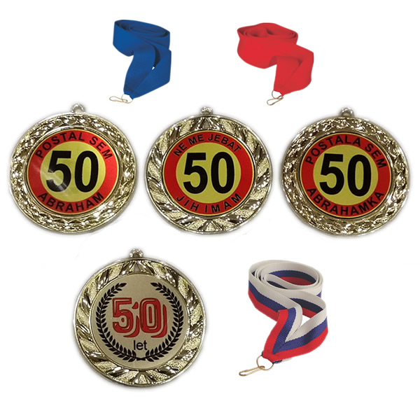 Medalje SUB