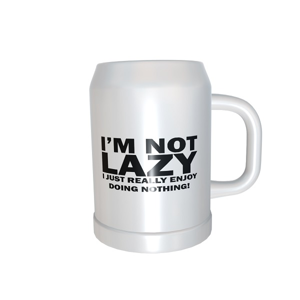 Beer_Mug_Dooing_Nothing