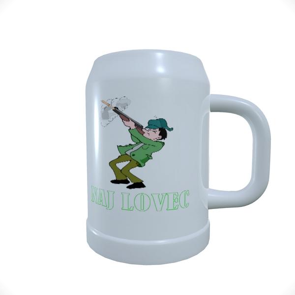 Beer_Mug_Naj lovec