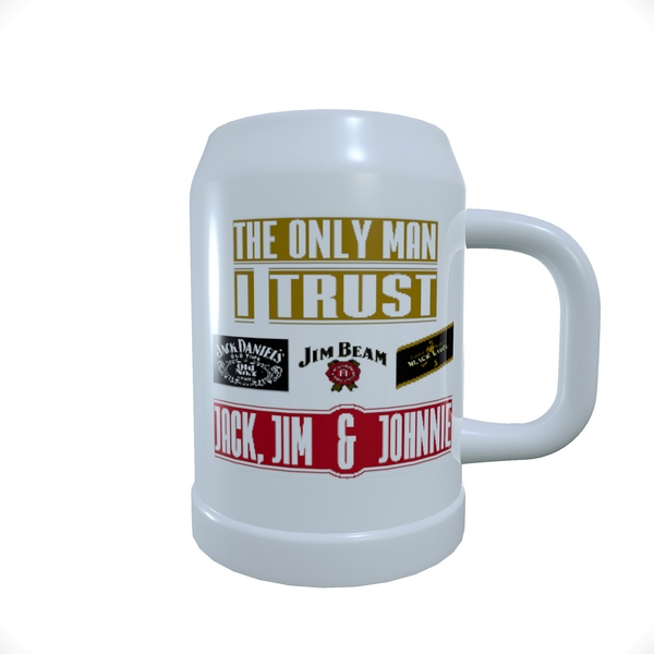 Beer_Mug_tHE ONLY MAN