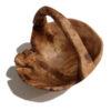 Lesena košara