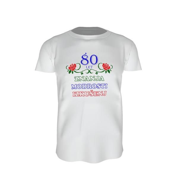 80 LET ZNANJA