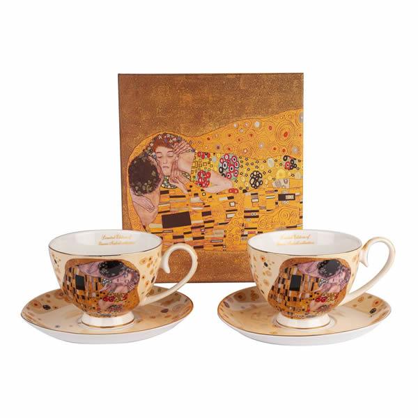 Skodelici Klimt Kiss Gold 280ml
