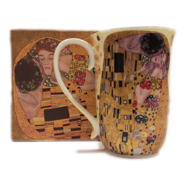 Skodelica Klimt Kiss Gold 440ml