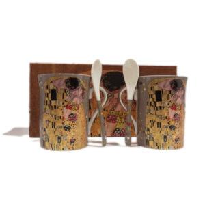 Skodelici Klimt Gray 300ml