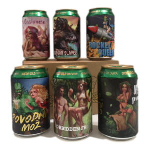 Pivo Green Gold 6-PACK