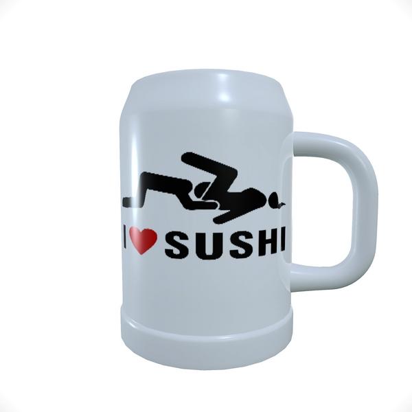 Beer_Mug_Love sushi