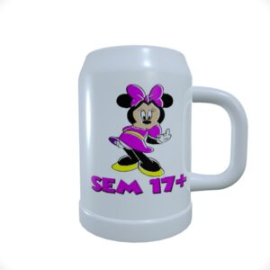 Beer_Mug_Mickey Mouse finger