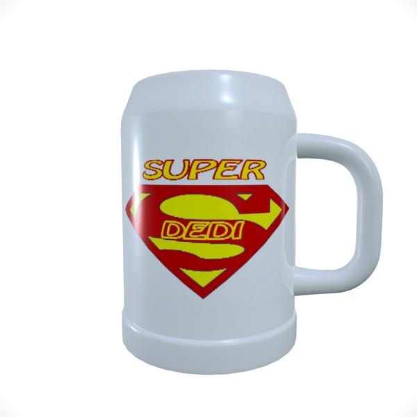 Beer_Mug_Superman DEDI